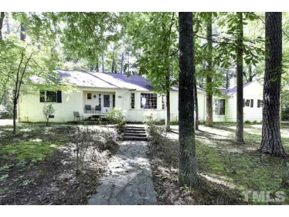806 Old Pittsboro Road  Chapel Hill, NC MLS# 2315535