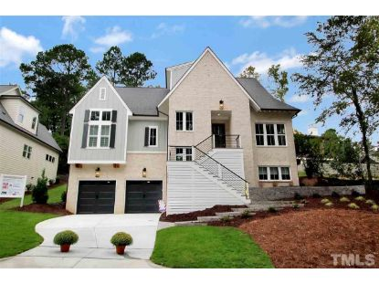 3413 Rock Creek Drive  Raleigh, NC MLS# 2315773