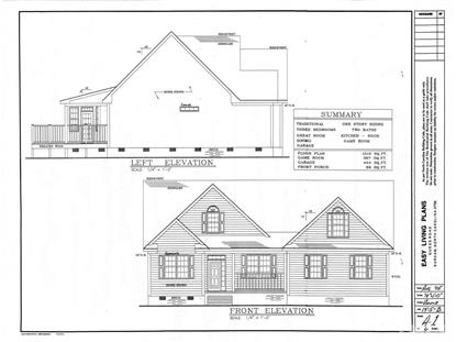 601A Locust Road  Hillsborough, NC MLS# 2316326