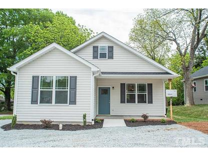 314 Chub Lake Street  Roxboro, NC MLS# 2316538