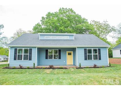 318 Chub Lake Street  Roxboro, NC MLS# 2316553