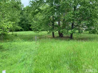Lot 1 County Home Road  Blanch, NC MLS# 2317457