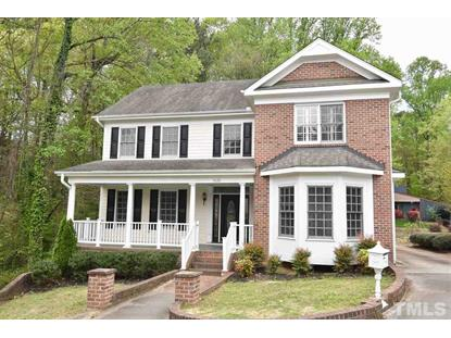 3528 Eden Croft Drive  Raleigh, NC MLS# 2317856
