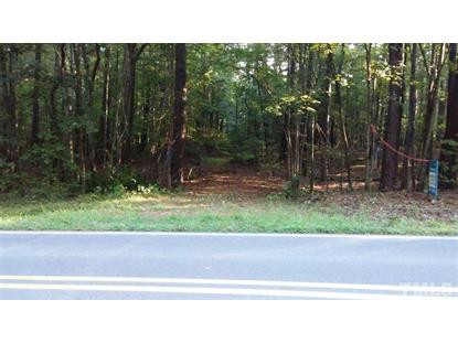 Green Level Road  Apex, NC MLS# 2318311