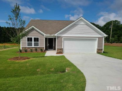 20 Pineapple Place  Benson, NC MLS# 2318889