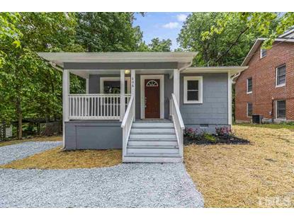 606 Homeland Avenue  Durham, NC MLS# 2319327