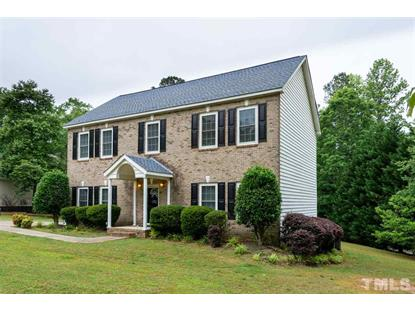 129 Choctaw Drive  Louisburg, NC MLS# 2319565