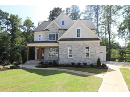 4120 Green Chase Way  Apex, NC MLS# 2319800
