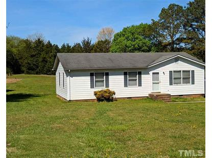 107 White Circle  Norlina, NC MLS# 2320220
