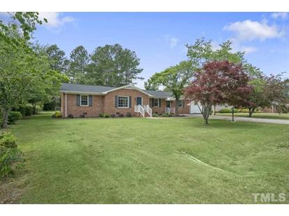 103 Parks Drive  Pikeville, NC MLS# 2320628
