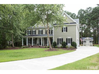 4209 Barkton Way  Fuquay Varina, NC MLS# 2320658