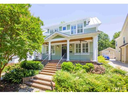 712 Latta Street  Raleigh, NC MLS# 2321660