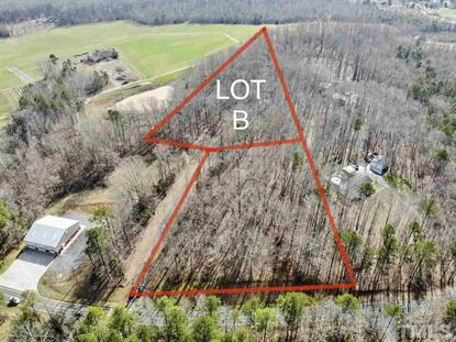 Lot B Elaine Court  Hillsborough, NC MLS# 2324065