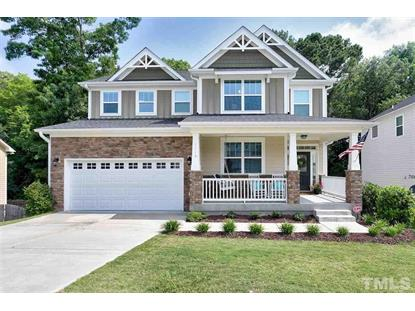 1543 Old Bramble Lane  Fuquay Varina, NC MLS# 2324163