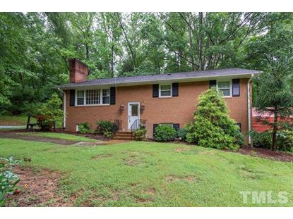 3017 Little River Drive  Hillsborough, NC MLS# 2324732