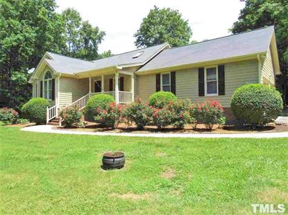 1677 Fern Hollow Drive  Franklinton, NC MLS# 2325109