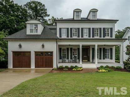 3600 Rock Creek Drive  Raleigh, NC MLS# 2325837