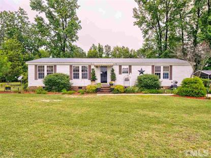 88 Hoss Ridge Lane  Dunn, NC MLS# 2325920