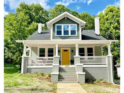 605 Price Avenue  Durham, NC MLS# 2325947