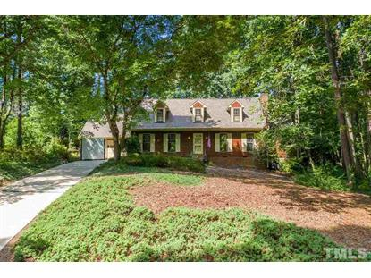 8613 Wood Lawn Drive  Raleigh, NC MLS# 2325966
