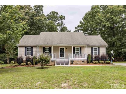 354 Cabin Grove Court  Angier, NC MLS# 2326451