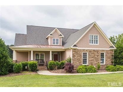 3104 Donlin Drive Wake Forest, NC MLS# 2326464