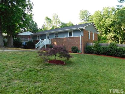 3214 Crandon Lane  Raleigh, NC MLS# 2326530