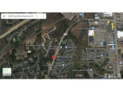 2224 Piney Plains Road Cary, NC MLS# 2326605