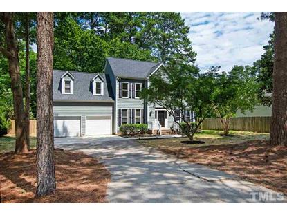 6100 Montcastle Court  Raleigh, NC MLS# 2326954