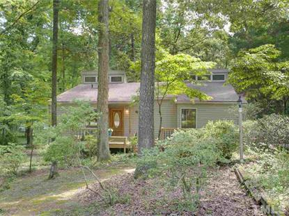 43 White Oak Trail  Chapel Hill, NC MLS# 2327109