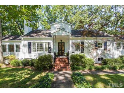 43 Oakwood Drive  Chapel Hill, NC MLS# 2327324
