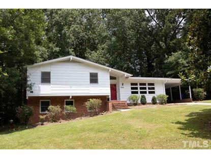 1203 LeClair Street  Chapel Hill, NC MLS# 2327512