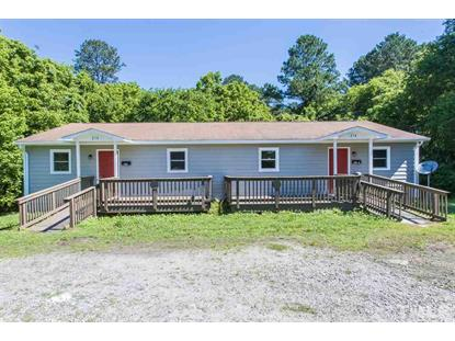 214 Mineral Springs Road  Louisburg, NC MLS# 2327536