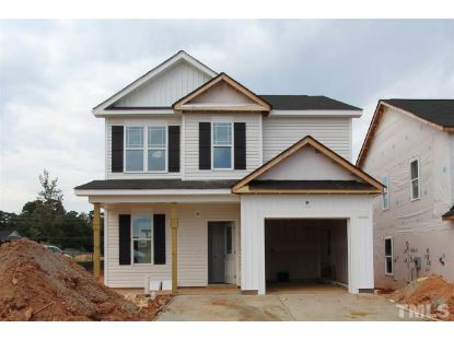 9 Principal Way  Clayton, NC MLS# 2327602