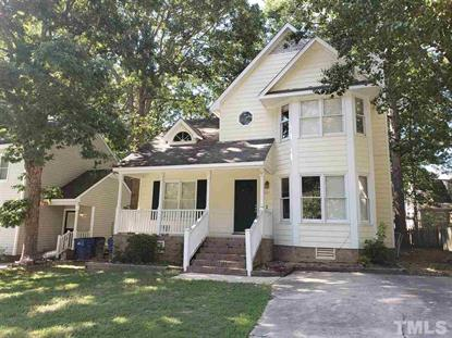 4621 Ellsmere Lane  Raleigh, NC MLS# 2327679