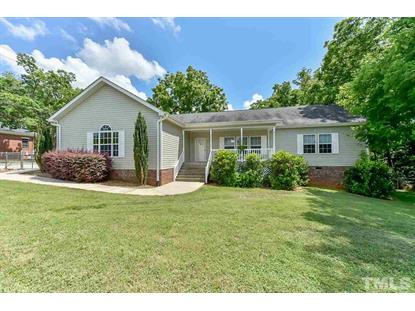 150 Chatham Street  Pittsboro, NC MLS# 2327759