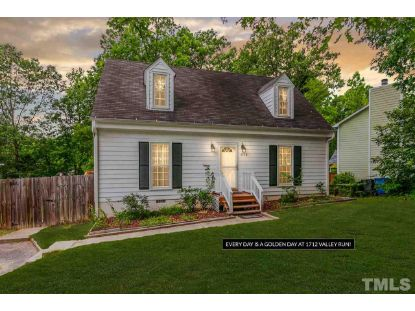 1712 Valley Run  Durham, NC MLS# 2327917