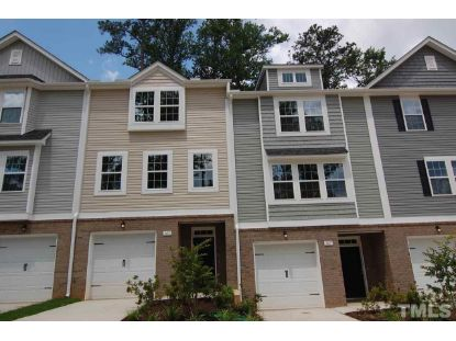 307 Page Square Drive  Cary, NC MLS# 2328097
