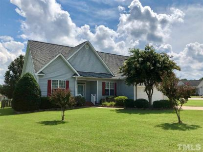 15 Honey Sweet Court  Angier, NC MLS# 2328158