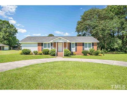109 Pate Circle  Goldsboro, NC MLS# 2328163