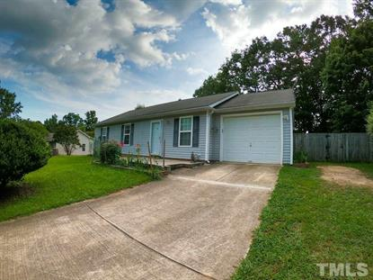 132 Holly Mountain Road  Holly Springs, NC MLS# 2328165