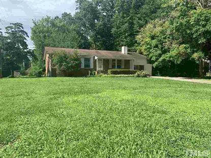 800 Oakdale Drive  Hillsborough, NC MLS# 2328183