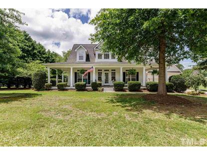 34 Broom Sage Drive  Angier, NC MLS# 2328228