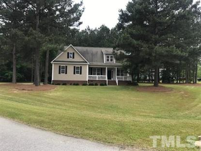 12 Crabtree Court  Fuquay Varina, NC MLS# 2328238
