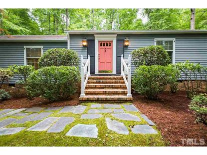 912 Coker Drive  Chapel Hill, NC MLS# 2328307
