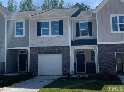 147 Hunston Drive  Holly Springs, NC MLS# 2328360