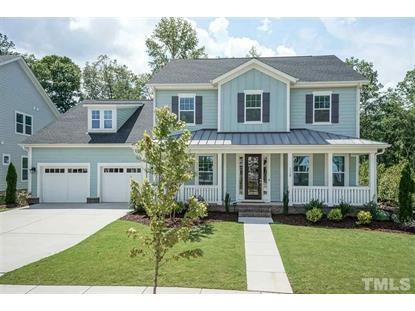 128 Cedar Wren Lane  Holly Springs, NC MLS# 2328447