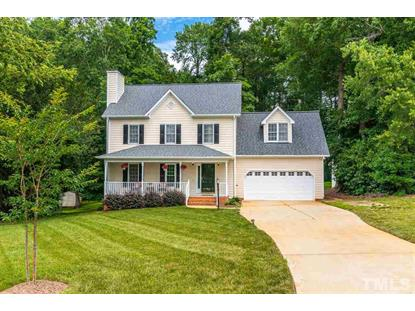 3808 Sky Meadow Drive  Apex, NC MLS# 2328467