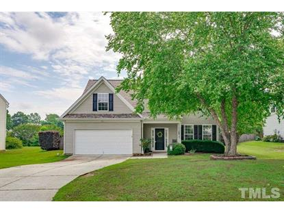 209 Mizelle Meadow Court  Holly Springs, NC MLS# 2328488