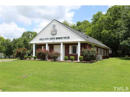 305 W Oak  Goldsboro, NC MLS# 2328507